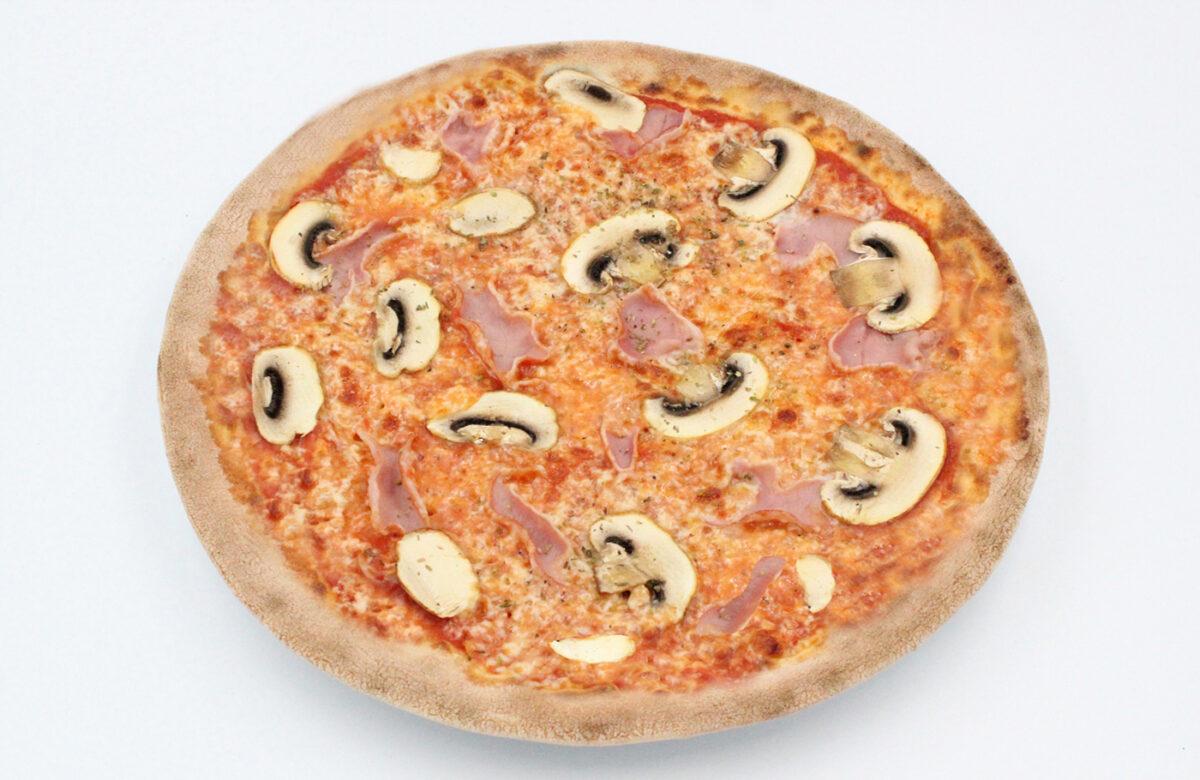 PIZZA – PROSCIUTTO FUNGHI