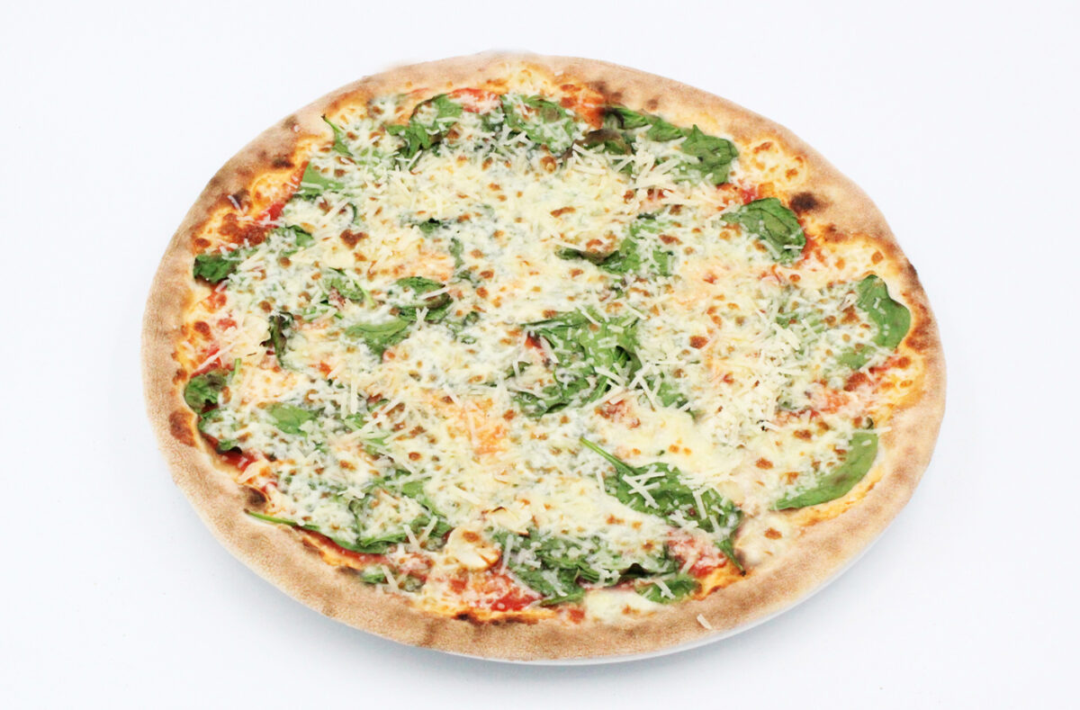 PIZZA – SPINACI